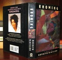 McMillan, Rosalyn KNOWING  1st Edition 2nd Printing