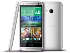 HTC ONE MINI 2 Silver - Quad Core 16Gb 4G 13Mp BoomSound Klangverbesserung  NEU