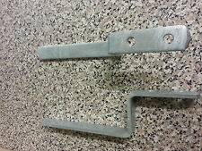 galvanised slip rail bracket 100 mm x 50 mm barn door
