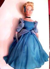 Disney's Princess Collection Bisque Porcelain Hand-Painted Cinderella Doll