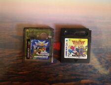 Dragon Quest Monsters 2 & Dragon Quest 3 Gameboy Color JPN Carts only