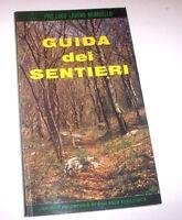 Storia locale Varese Guida dei sentieri Laveno Mombello - 1^ ed. 1990 ca.