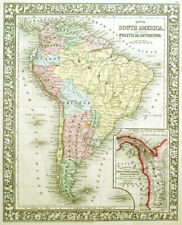 Antique South American Maps & Atlases Paraguay for sale | eBay on blank map of ecuador, blank map of paraguay, blank map of sea of japan, blank map of pakistan, blank map of the congo, blank map of uruguay, blank map of dubai, blank map of india, blank map of spain, blank map of the soviet union, blank world map, blank map of south america, blank map of tortola, blank map of venezuela, blank map of the south pacific, blank map of chile, blank map of iceland, blank map of israel, blank map of costa rica, blank map of ireland,