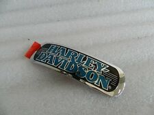NEW ORIGINAL HARLEY FXSTSB SPRINGER BAD BOY  LEFT MEDALLION 62056-96