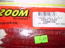 Zoom Centipede 4 Inch,2-Packs Per Deal Tomatoe
