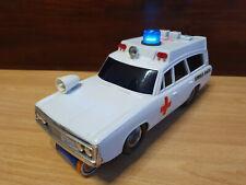 ALPS Cadillac Superior Ambulance Ambulanz Japan Bump 'n go Taiyo Bandai VIDEO