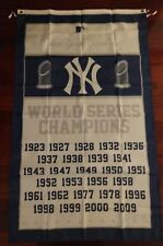 New York Yankees World Series 3x5 Flag. US seller. Free shipping within the US!!