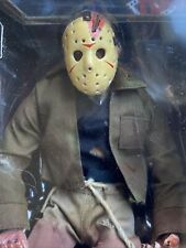 "FRIDAY THE 13TH CINEMA OF FEAR 12"" JASON VORHEES 2009 MEZCO Figure NRFB Sealed"