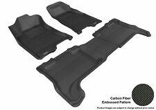 3D Anti-Skid Front Fits Colorado 2004-2012 GTCA26912 Gray Carpet Auto Parts Perf
