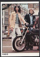 Panini 1980 Rock & Pop Collection - Sticker No 104 - 10cc