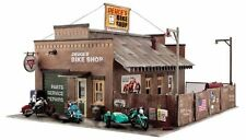 O Scale Model Railroad Buildings, Tunnels & Bridges