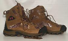 NWT New Under Armour UA Speed Freek Bozeman Womens Size 11 US Camo Hunting Boots