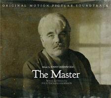 The Master [Original Motion Picture Soundtrack] Jonny Greenwood (SEALED CD 2012)