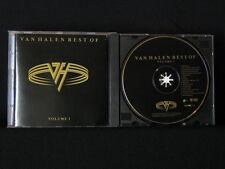 Van Halen. Best Of Van Halen. Compact Disc. 1996