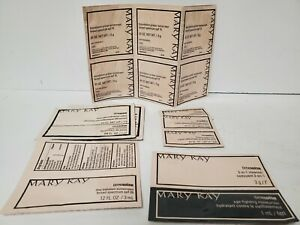 Kit of Sample Size MARY KAY Facial products Foundation Primer + SEE DETAILS