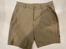 Lululemon ABC Warpstreme Golf Chino Shorts 32