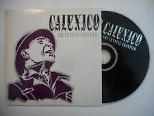 CALEXICO : THE CRYSTAL FRONTIER [ CD SINGLE PORT GRATUIT ]