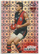 2008 AFL Select Champions Holofoil ESSENDON HF56 MATTHEW LLOYD CARD