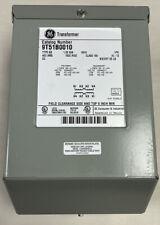 NEW GE 9T51B0012G04 2 KVA 240x480 To 120//240V 1PH Transformer