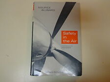 Safety in the Air by Maurice Allward 1967 HBDJ Aviation Plane Crash Prevention