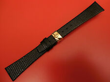 ROLEX 18K GOLD DEPLOYMENT CLASP BUCKLE BAND BRACELET WITH 20MM STRAP