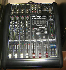 "Tv/Video/Audio/Amplificatore""IMG STAGE LINE PMX 350 DSP PRO POWERED MIXER 500 W"""