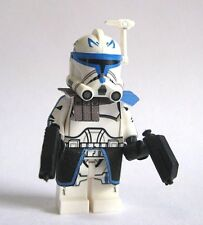 Lego CAPTAIN REX Clone Minifigure -Custom Full Body Printing!  CAC