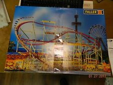 HO Scale Carnival Ride Models Faller Big Dipper Roller Coaster 1  #140451