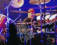 GFA Saxon Band Drummer * NIGEL GLOCKLER * Signed Autographed 8x10 Photo N3 COA