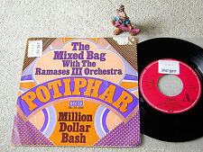 "The Mixed Bag Ramases III ORCHESTRA Potiphar/million de dollars... GER 7""+ps DECCA"
