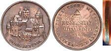 Sonda in 2 MARCO tamaño der Estados Alemanes metallwerke y d. monedas Hamburgo