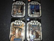 Star Wars Trilogy  Obi Wan Skywalker Queen Almidala Palpatine New