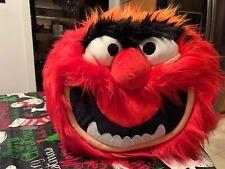 Disney Store Sesame Street Muppets Animal Monster Stuffed Plush Pillow Rare NWT