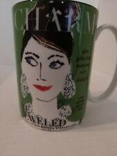 Kate Spade Make Headlines Lenox Coffee Cup Mug