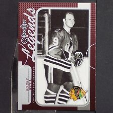 BOBBY HULL  2008/09  O-Pee-Chee  Marquee Legends  #563  Chicago Black Hawks  HOF