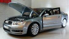 LGB 1:26 1:24 Scale Audi A8 4.2 V8 2004 31971 Detailed Maisto Diecast Model Car