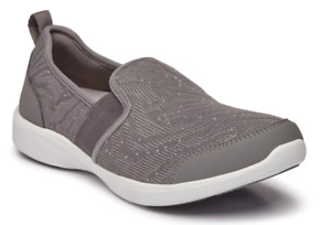 Vionic Roza Slip-on Sneaker Grey Comfort Shoe Women's sizes 5-11 NEW!!!!