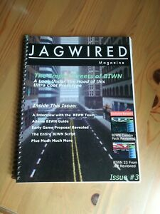 Jagwired Magazine - Atari Jaguar BIWN Special
