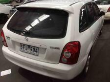PART FROM $20, 2003 MAZDA 323 ASTINA 98-03 HATCH 1.8L MAN PARTS LOW KM 173k