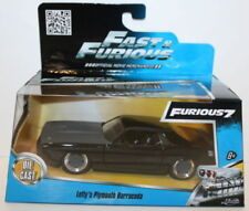 Voitures, camions et fourgons miniatures Fast & Furious pour Plymouth