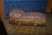 Ottomane Sofa Chaiselongue Liege Puppenmöbel  Puppenstube, Puppenhaus