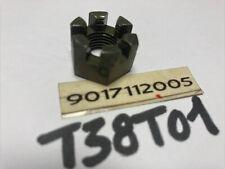 Yamaha 90171-12005 écrou à créneau roue RD350LC PW80 DT125MX LB50 GT80 RD50 etc