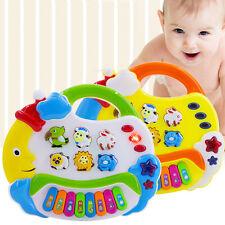 Baby Kids Musical Educational Animal Farm Piano Developmental Music Toy Gift SUP