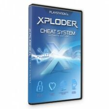 Xploder Ultimate Edition Cheat System PS4 Brand New