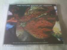 FUTURE SOUND OF LONDON - FAR OUT SON OF LUNG - 4 TRACK DANCE CD SINGLE