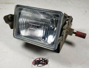 KAWASAKI Tecate 4 (KXF 250) OEM Front pop up head light lamp w/ mount assembly