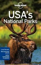 NEW - Lonely Planet USA's National Parks (Travel Guide)