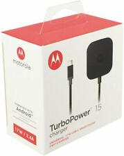 Motorola TurboPower 15 USB-C Type C Smartphone Fast Charger for Moto Z Brand New
