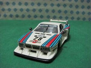 Lancia beta Monte Carlo 1500 Coupe Silverstone 1981 - 1/43 Best Model