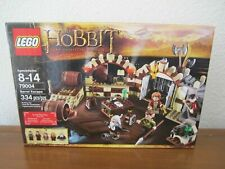 LEGO Lord of the Rings The Hobbit - BARREL ESCAPE - 79004 - New and Sealed